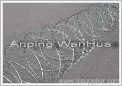 razor barbed wire
