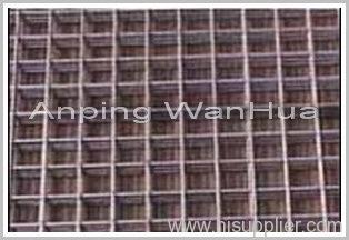 Welded Wire Mesh Panel Sheet