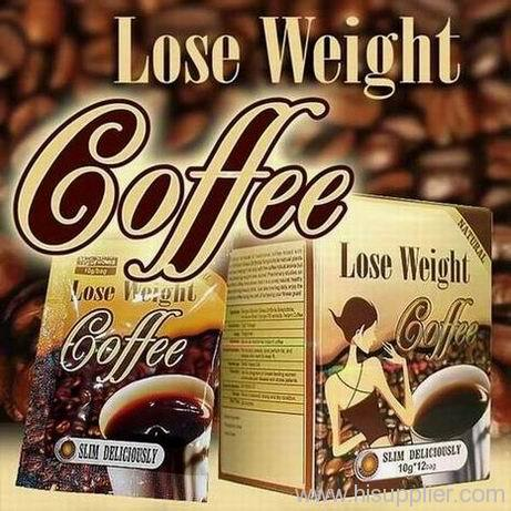 Natural lose weight coffee