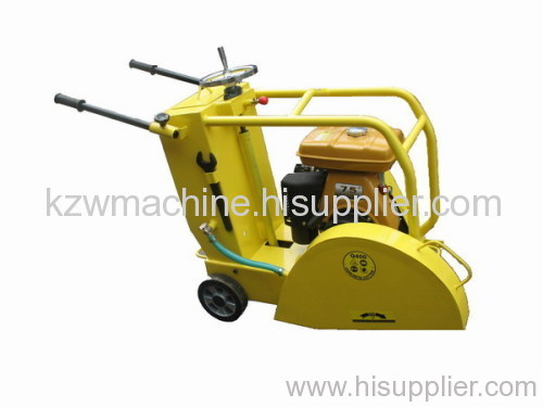 concrete cutter with gasoline engine