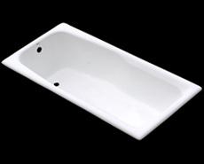Simple castiron bathtub