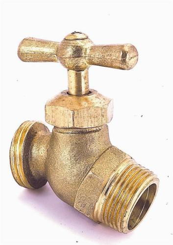 Brass water nozzle