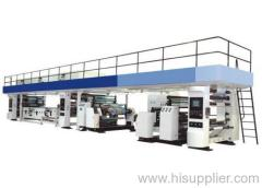 Rigid Pvdc Coating Machine