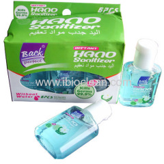 alcohol free hand sanitizer