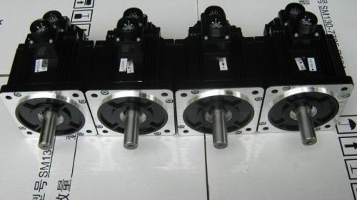 servo motor and drive