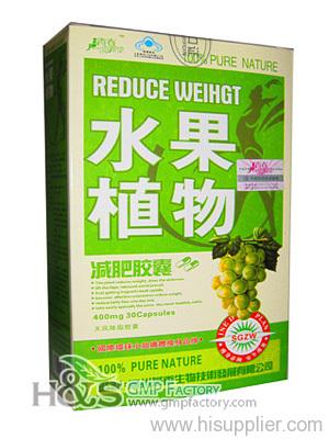 Fruta planta weight loss capsule