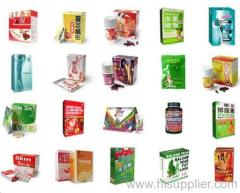 Your own brand weight loss products