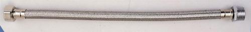 Stainless steel knitted hose