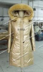 beautiful down coat