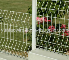 Peach-shape Fence Postes