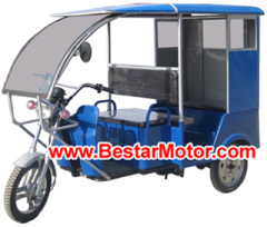 800W Electric Rickshaw