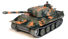 1:16 German Panther Radio Controlled Tanks with Sound