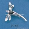 18K Freshwater Pearl Brooch