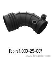 intake pipe.air filter
