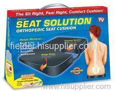 Memory Foam Seat Solution Deluxe
