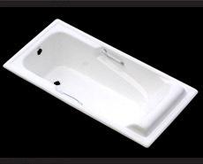 bathroom fixture bathtub