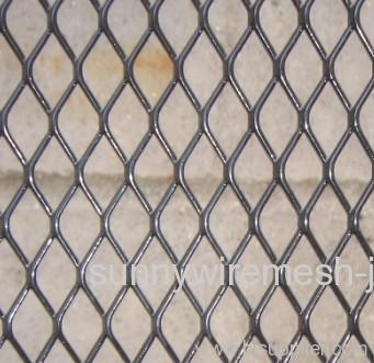 expanded sheet mesh