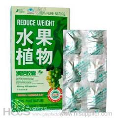 Fruta Planta Reduce weight diet pills, slimming capsule