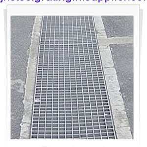Trench Cover Plate From China Manufacturer Anping
