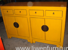Antique reproduction sideboards