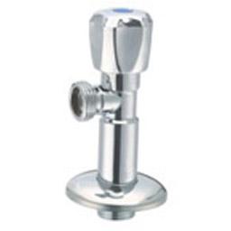 Longish angle valve