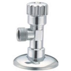Zinc alloy angle valve