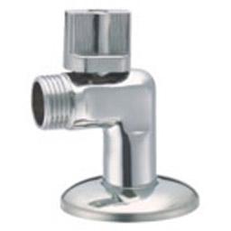 L type angle valve