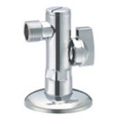 long type angle valve
