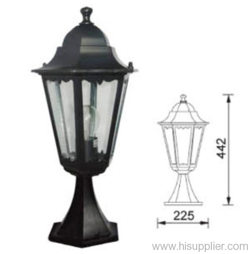 6 faces garden light from China manufacturer Primax