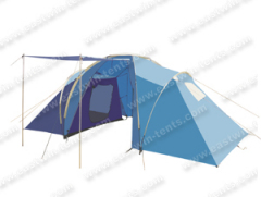 Camping Tent Dome Family