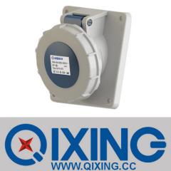 panel mounted socket