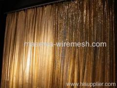 metal cloth curtains