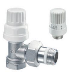 Temperatur control valve