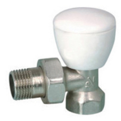 Automatic radiator valve