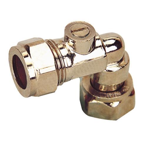 Brass Elbow Valves