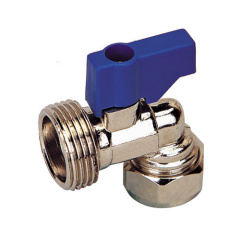 Brass Elbow Valve