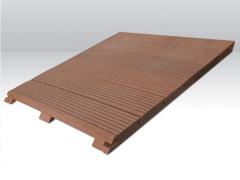 WPC floor tile