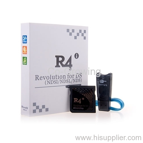 R4i, R4u, R4 ultra for Nintendo DS manufacturer from China Shenzhen
