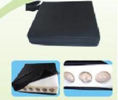 Alternating pressure cushion system