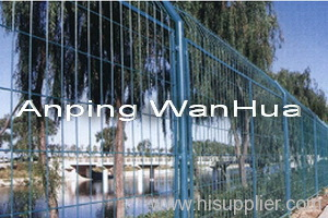 Iron Wire Mesh Fences