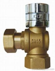 magnetic ball valve