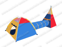 Children play Tent