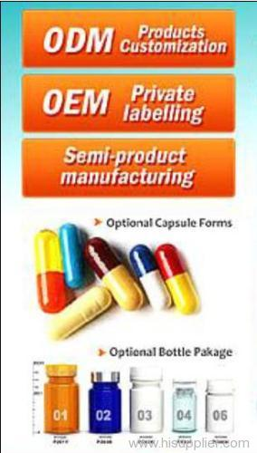 OEM/ private label herbal weight loss products