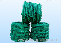 pvc barbed- wires