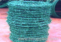 pvc barbed wire ropes