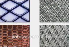 mini expanded metal sheets