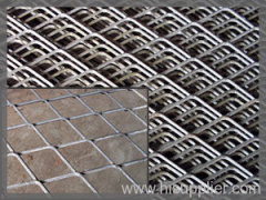 lightweight expanded metal sheets