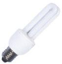 9W E27 CFL Lamps