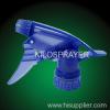 Blue Plastic Foaming Trigger Spray head