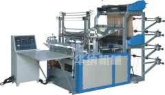 SHXJ-B600-800 Double lines bag making machine